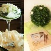 Affordable Ideas for Wedding Reception Centerpieces