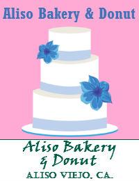Aliso Bakery And Donut Wedding Cakes In Aliso Viejo California