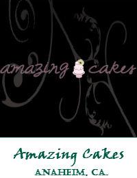 Amazing Cakes Wedding Cakes In Anaheim California