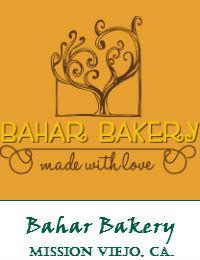 Bahar Bakery Wedding Cakes In Mission Viejo California