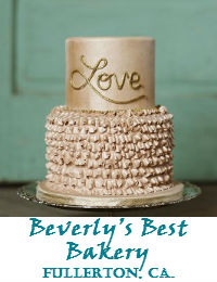 Wedding Cakes Orange County