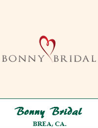Bonny Bridal Wedding Dresses Orange County In Brea California