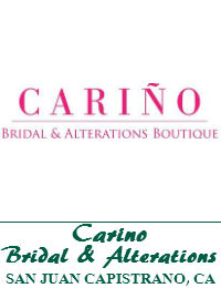 Carino Bridal And Alterations Wedding Dresses Orange County In San Juan Capistrano California