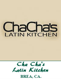 Cha Chas Latin Kitchen Wedding Venue In Brea