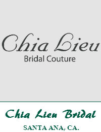 Chia Lieu Bridal Couture Wedding Dresses Orange County In Santa Ana California
