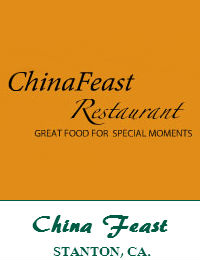 China Feast Wedding Venue In Stanton California
