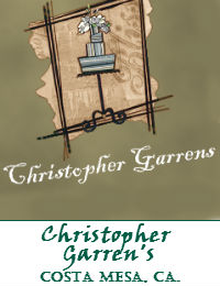 Christopher Garrens Wedding Cakes In Costa Mesa California