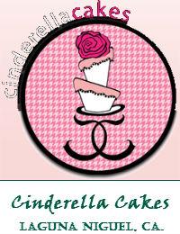 Cinderella Cakes Wedding Cakes In Laguna Niguel California