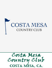 Costa Mesa Country Club Wedding Venue In Costa Mesa California