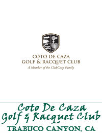 Coto De Caza Golf And Racquet Club In Trabuco Canyon California