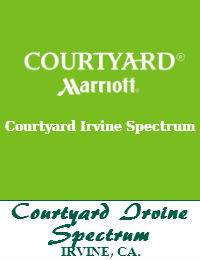 Courtyard Irvine Spectrum Wedding Venue In Irvine California