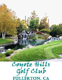 Coyote Hills Golf Club