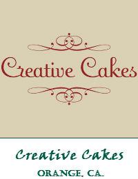 Creative Cakes Wedding Cakes In The City Of Orange California