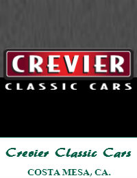 Crevier Classic Cars Wedding Venue In Costa Mesa