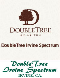 DoubleTree Irvine Spectrum Wedding Venue In Irvine California