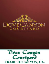 Dove Canyon Courtyard Wedding Venue In Trabuco Canyon California