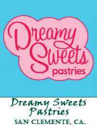 Dreamy Sweets Pastries Wedding Cakes In San Clemente California