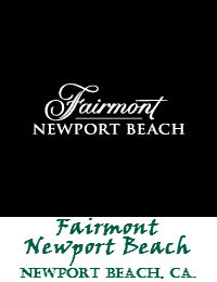 Fairmont Newport Beach Wedding Venue In Newport Beach California