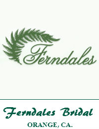 Ferndales Bridal Wedding Dresses Orange County In The City Of Orange California