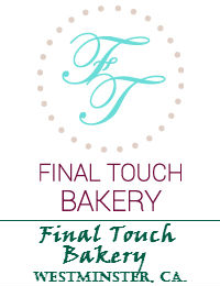 Final Touch Bakery Wedding Cakes In Westminster California