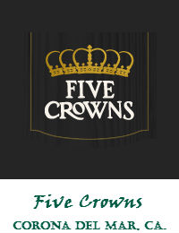 Five Crowns Wedding Venue In Corona del Mar California