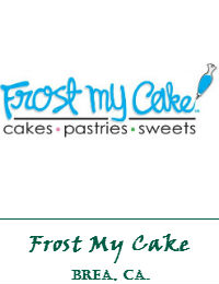 Frost My Cake Wedding Cakes In Brea California