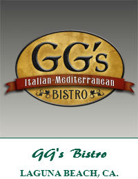GGs Bistro Wedding Venue In Laguna Beach Cal