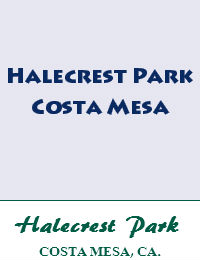 Halecrest Park Wedding Venue In Costa Mesa California