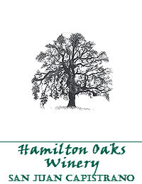 Hamilton Oaks Winery Wedding Venue In San Juan Capistrano California