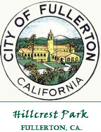 Hillcrest Park Wedding Venue In Fullerton California