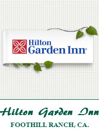 Hilton Garden Inn Wedding Venue In Foothill Ranch California