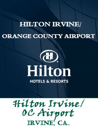 Hilton Irvine Orange County Airport Wedding Venue In Irvine California