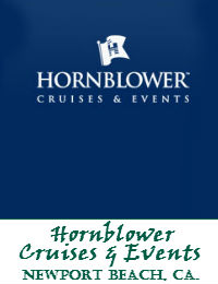 Hornblower Cruises For Weddings In Newport Beach California
