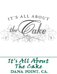 Its All About The Cake Wedding Cakes In Dana Point California
