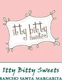 Itty Bitty Sweets Wedding Cakes In Rancho Santa Margarita California