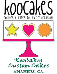 KooCakes Wedding Cakes In Anaheim California