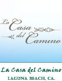 La Casa del Camino Wedding Venue In Laguna Beach California