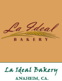 La Ideal Bakery Wedding Cakes In Anaheim California