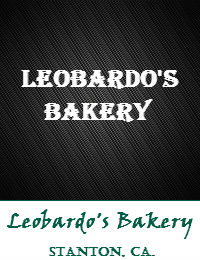 Leobardos Bakery Wedding Cakes In Stanton California