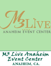 M3 Live Anaheim Event Center Wedding Venue In Anaheim California