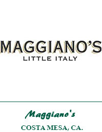 Maggianos Wedding Venue In Costa Mesa