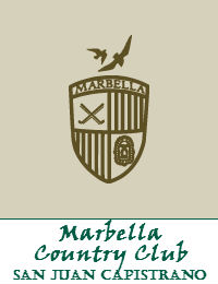Marbella Country Club In San Juan Capistrano California