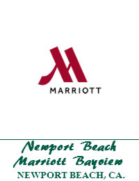 Marriott Bayview Wedding Venue In Newport Beach