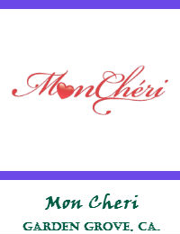 Mon Cheri Wedding Venue In Garden Grove California