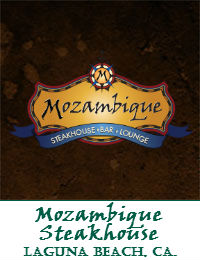 Mozambique Steakhouse Wedding Venue In Laguna Beach California