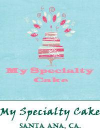 My Specialty Cake Wedding Cakes In Santa Ana California