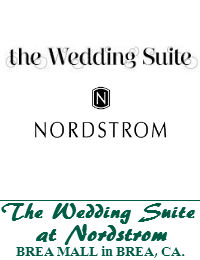 Nordstrom Wedding Suite At The Brea Mall In Brea California