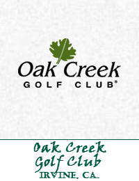 Oak Creek Golf Club Wedding Venue In Irvine California