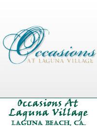 Occasions At Laguna Village Wedding Venue In Laguna Beach California