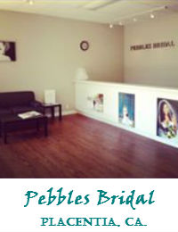 Pebbles Bridal Wedding Dresses Orange County